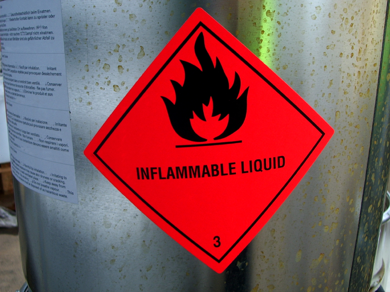 But It Wasn T Flammable Before Ghs Changed The Meaning Of