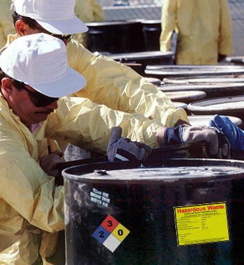 Don't Let the Hazardous Waste Out: 6 Steps for
