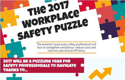 The 2017 Workplace Safety Puzzle Ehs Daily Advisor