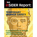 Temp Worker Safety Insider Report