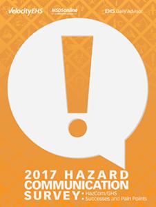 2017 hazcom survey