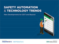 safety automation technology trends