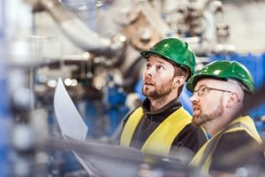 Safety pros in industry