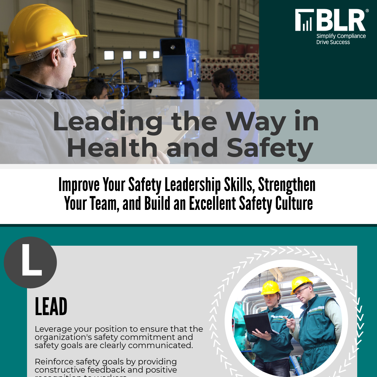 Leading the Way Safety