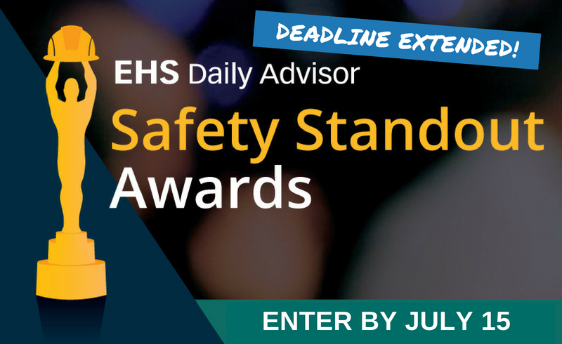 safety awards enter by