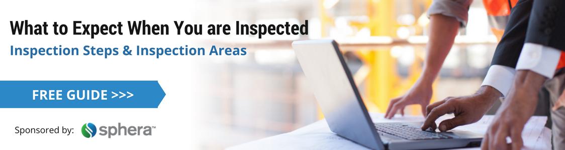Inspection Report Part II