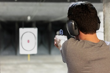 indoor shooting/firing range