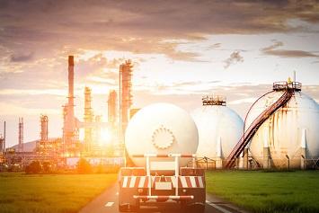 Transportation fuel oil gas