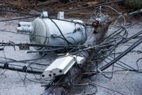 Power outage, storm, natural disaster