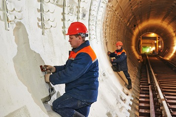 Tunnel construction safety