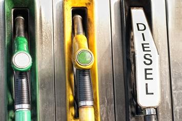 Diesel fuel, engine, emissions