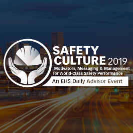 Safety Culture 2019