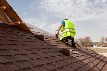 Roofer, roofing