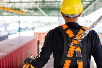 Fall protection, PPE