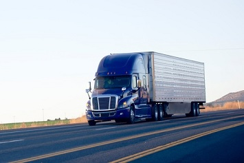 Trucks, truck drivers, trucking industry