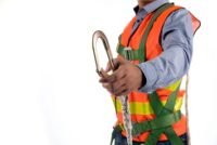Fall protection, fall arrest system