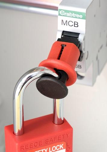 Lockout Tagout padlock