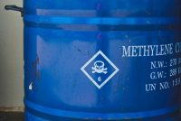 Methylene Chloride Barrel