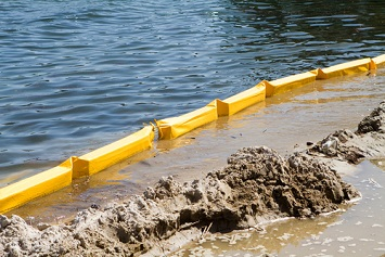 construction sediment control near water, Clean Water Act