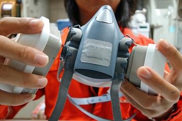 elastomeric half-mask respirator (EHMR)