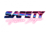 Safety Justice League Logo