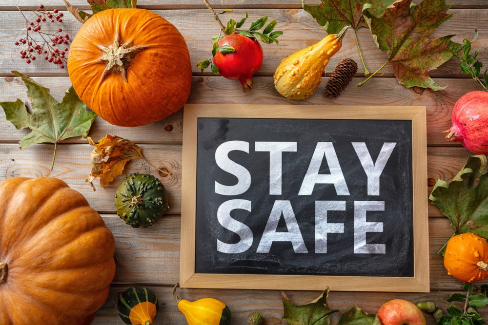 Thanksgiving holiday safety