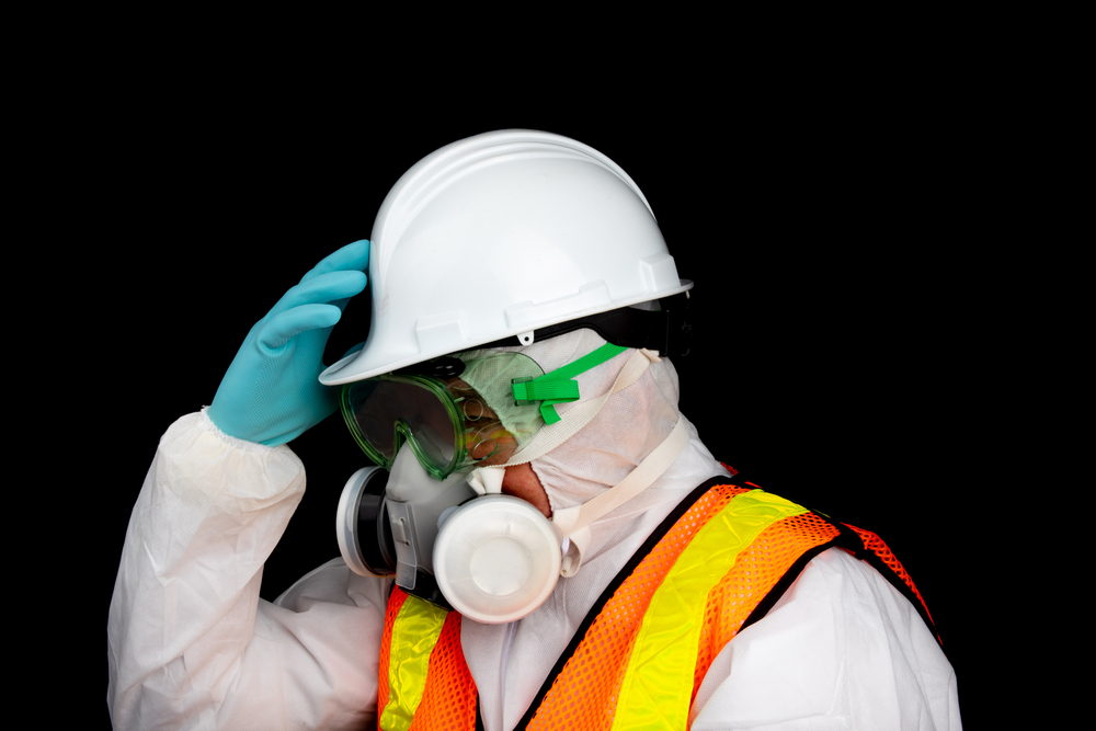 variety of PPE