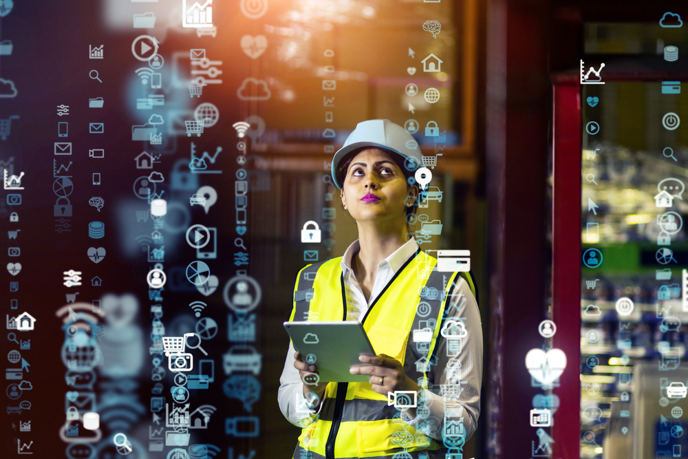 Supply chain management and safety software technology