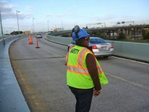 Safety Diva in the field