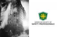 ASSP, Triangle Shirtwaist Factory fire