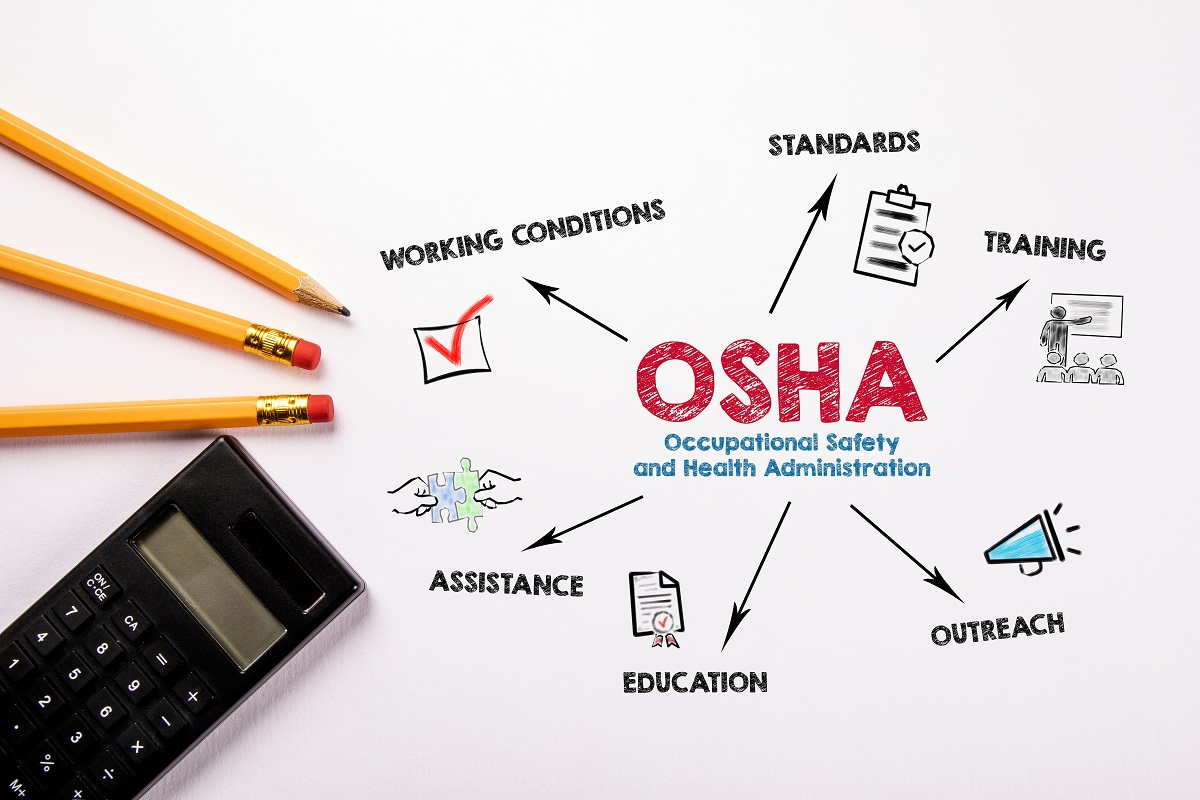 OSHA, OSHA regulatory agenda, safety and health concepts