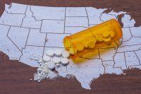 Opioid overdoses, drug epidemic