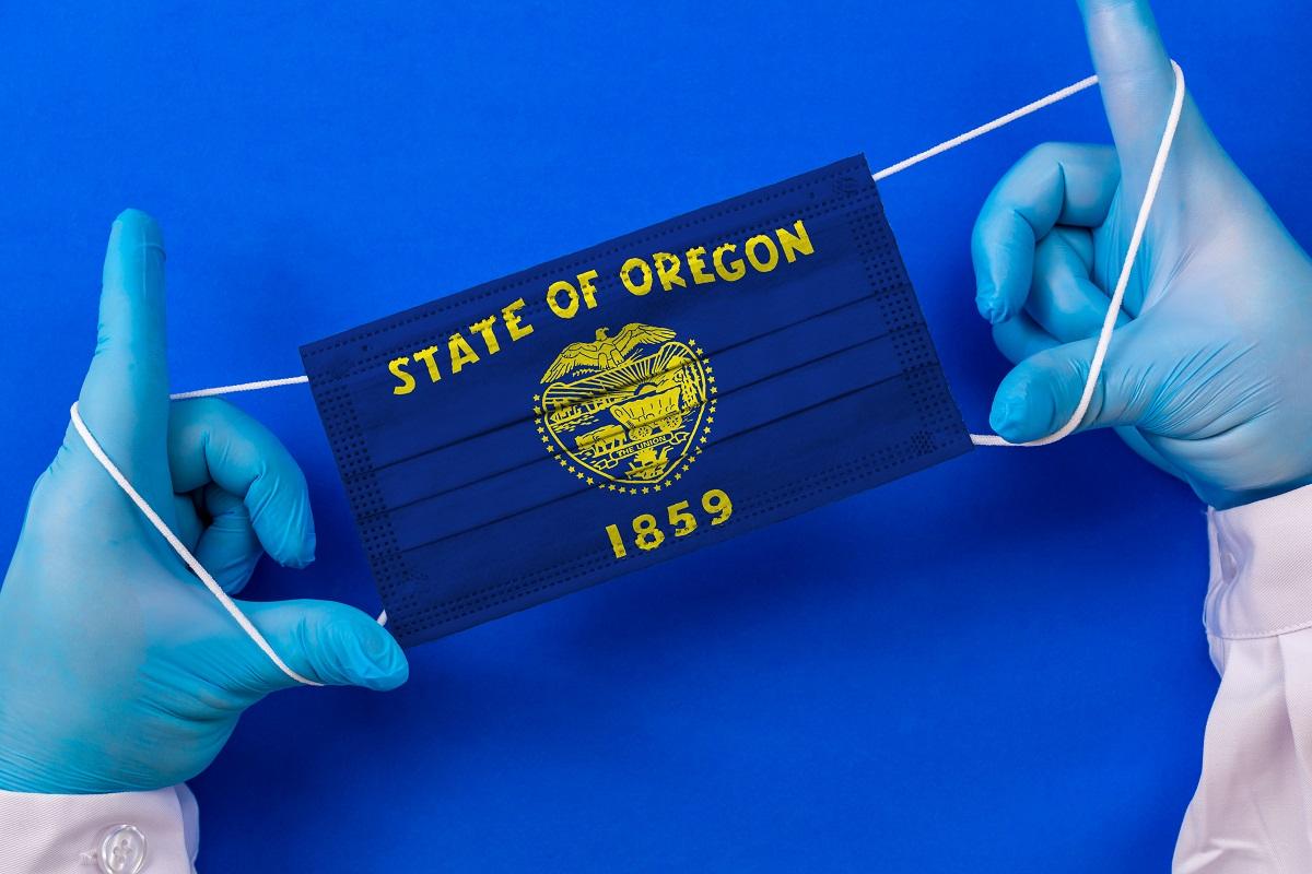 Oregon and COVID-19, Oregon OSHA, mask