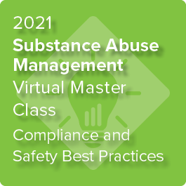 Substance Abuse Virtual Master Class