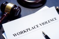 Workplace violence citation court judgment