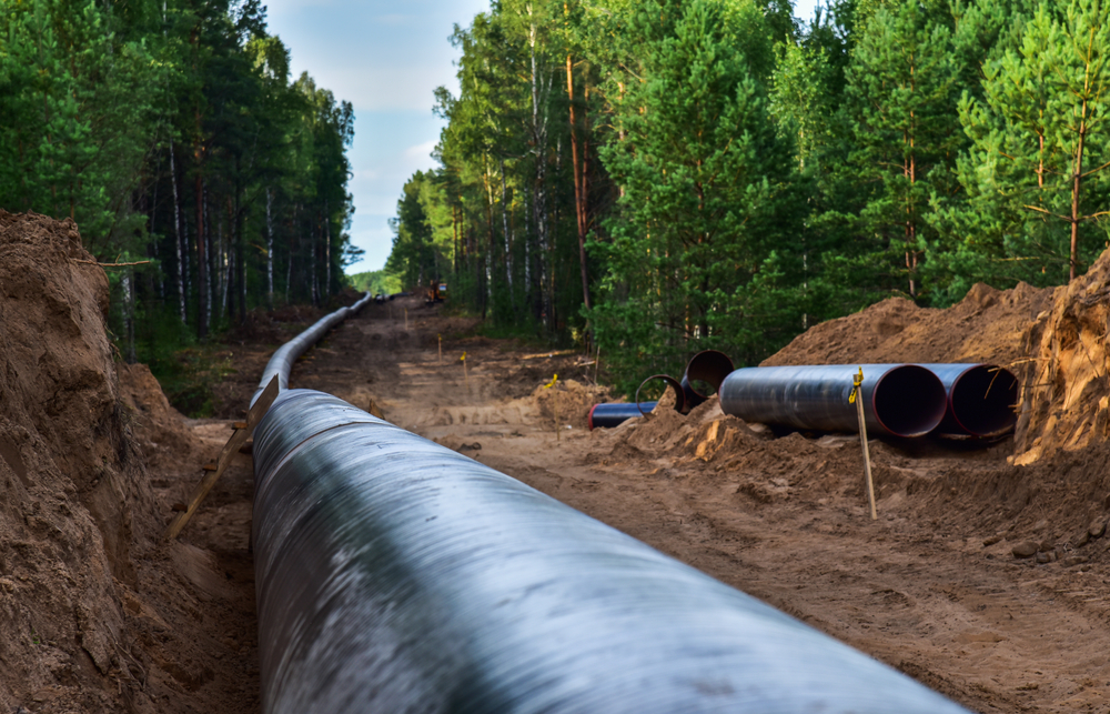 pipeline state owned land
