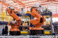 Machinery robots