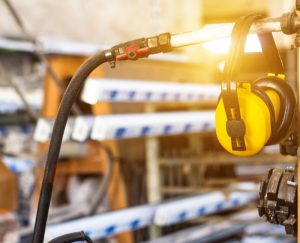 work-related hearing loss