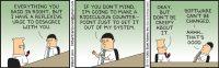 Dilbert cartoon strip