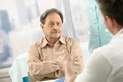 Talking to older worker about retirement