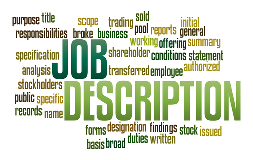 Critical Components Every Job Description Must Contain  Hr Daily