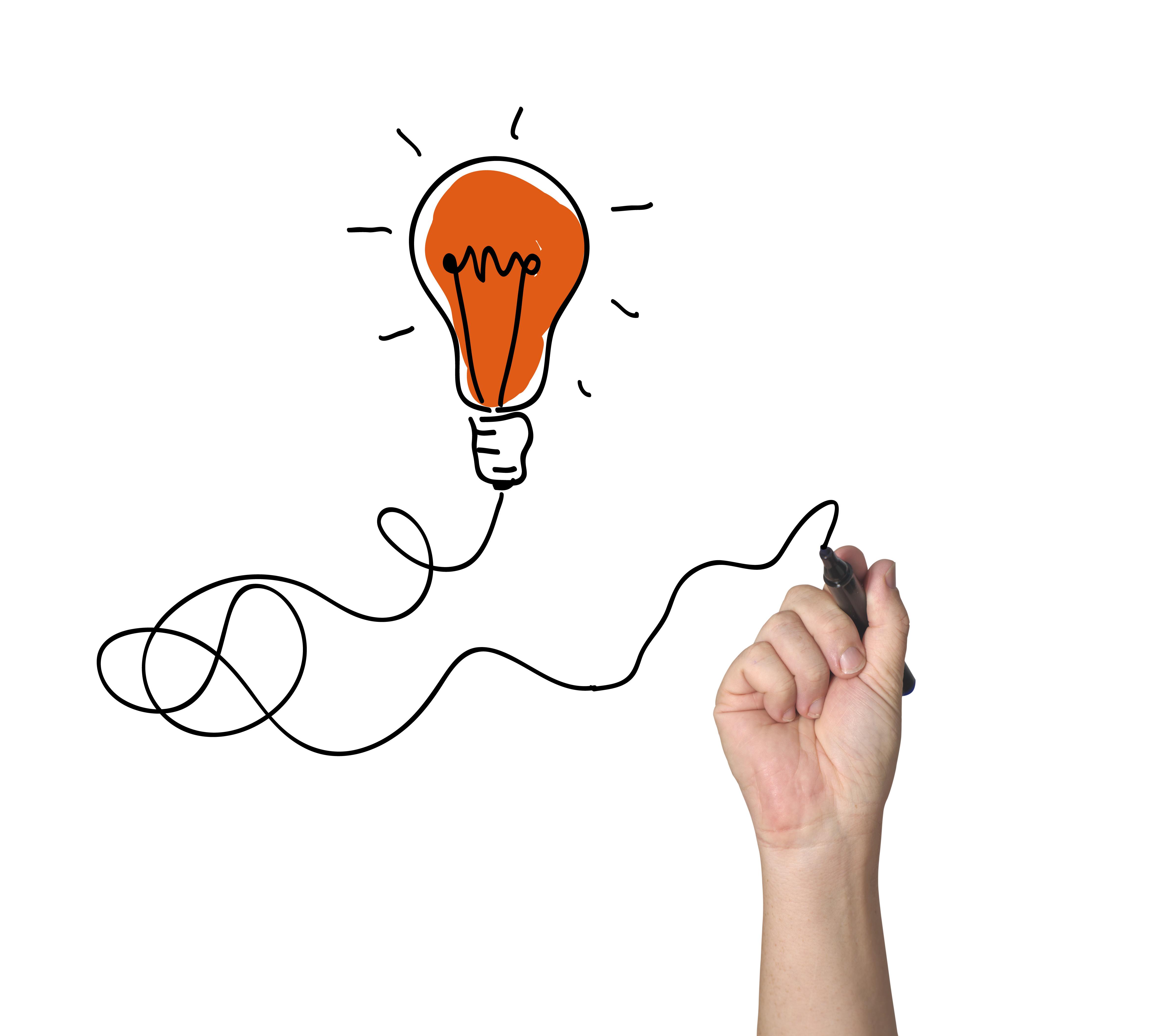 Where's your next big idea goi...