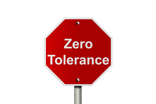 The Downsides Of Zero Tolerance Policies