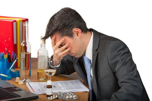 The affect of drug abuse on absenteeism accidents downtime turnover theft morale and productivity