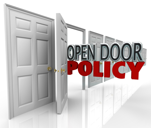 Why Your Open Door Policy Fails and What To Do Instead