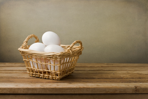 Workers Put All Their Eggs in CEO's (Market) Basket