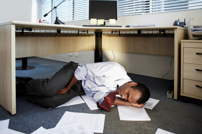 should you allow employees to sleep on the job hr daily advisor