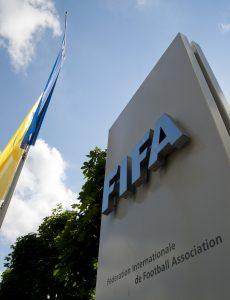 FIFA headquarter in Zurich, Switzerland