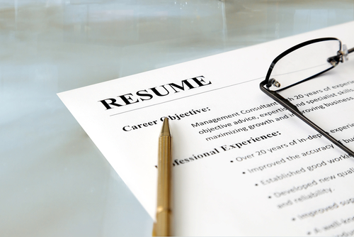 Resume Review Exercise Stop Wasting Time