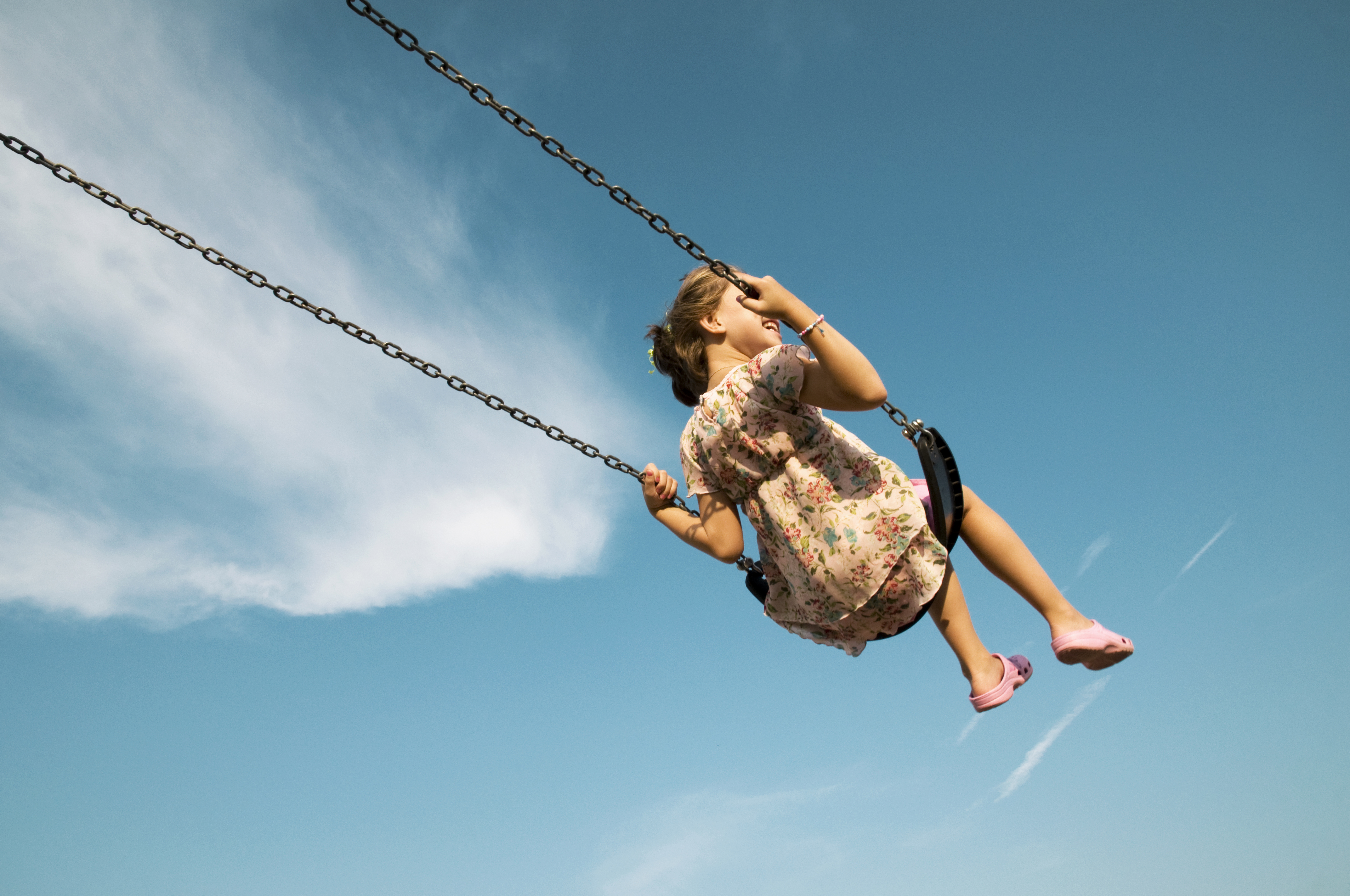 Foam Bubbles and Swing Sets … This Could Be Your Future